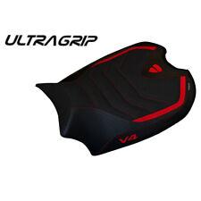 Tappezzeria Italia Ducati Panigale V4 UltraGrip Seat Cover Real 1 - Red