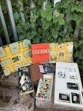 Vintage Board Games X2
