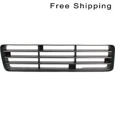 Painted Black RH Side Lower Grille Insert Fits D150 W150 W250 W350 CH1200135