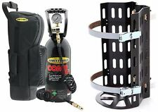 Smittybilt Compact Air System Kit w/ 25 Foot Hose, Chuck, Case, & Roll Bar Mount