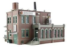 Clyde & Dales Factory N SCALE - Woodland Scenics Model Trains - Ready Built