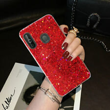 Bling Rubber Shockproof Phone Case Cover For Samsung Galaxy A20 A50 A30 A70