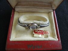 Vintage Wyler Incaflex Ladies Wind Up Watch with the Original Case