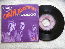 """45T 7"""" CRASH BROTHERS """"Hoodoo"""" DISQUES MOTORS MT 4063 FRANCE µ"""