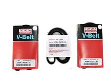 Toyota Drive Belt Set Genuine 4-Runner T100 Tacoma Tundra 3.4L V6