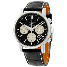 Longines Heritage Column Wheel Chronograph Automatic Men's Watch L27334920