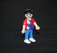 Playmobil école enfant garçon au t-shirt rouge 4329