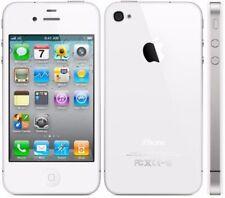 Apple iPhone 4S - 8GB - White - Unlocked - Smartphone - *New - UK Warranty