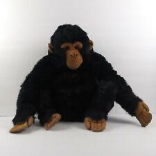 "Chimpanzee Ape Plush 16"" Ganzbros The Heritage Collection Stuffed Animal Vintage"