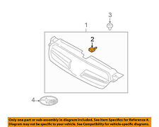 SUBARU OEM 05-07 Outback-Grille Retainer Clip 91165AG140