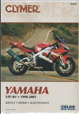 Yamaha YZF-R6, 1999-2004 Manual Clymer Publications New - Still In Shrink Wrap