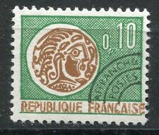 FRANCE TIMBRE  PREOBLITERE  N° 123 OBL   TYPE MONNAIE GAULOISE