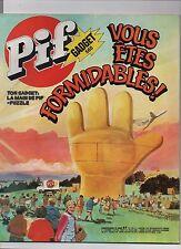 PIF GADGET n°560 - Décembre 1979 -  Etat neuf.