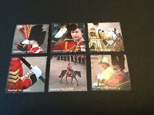 GB 2005 TROOPING THE COLOUR FULL SET VERY FINE USED