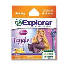 LeapFrog Explorer Game: Disney Tangled (for LeapPad and Leapster)