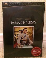 Roman Holiday (DVD, 2008, 2-Disc Set, The Paramount Centennial Collection) NEW!