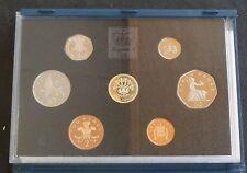 1991 Royal Mint UK Proof 7-Coin Year Set + COA