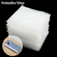 Plastic Shockproof Package Protective Wrap White Bubble Bag Foam Packing Bags