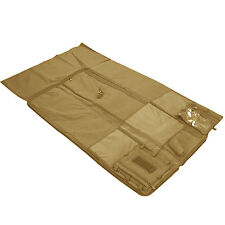 Condor Tactical Molle Sniper Shooters Mat Modular Padded Rifle Case Coyote Brown