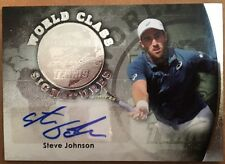 2015 LEAF ULTIMATE STEVE JOHNSON @ 25/25 @ GOLD AUTO ROOKIE RC AUTOGRAPH