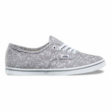Vans Authentic Lo Pro (Marled Canvas) Frost Gray Women's 5.5