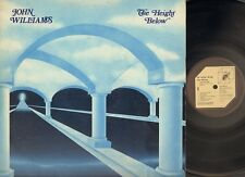 JOHN WILLIAMS The Height Below LP 1973 CUBE-HIFLY Related SOFT MACHINE