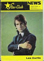 Star-Club News Nr.11 vom 1965 Donovan, Kinks, Lords, Casey Jones, Achim Reichel