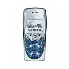 Phone Mobile Phone Nokia 8310 Blue White Gsm Small Lightweight Second Hand