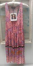 NWT MINKPINK Christina Perri Bohemian Dress Small SOFT