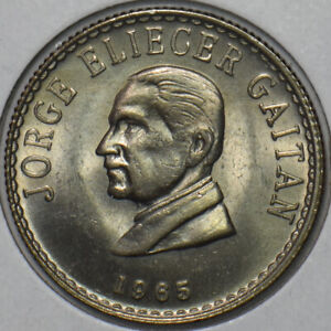 Colombia 1965 20 Centavos 196024 combine shipping