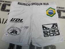 Mauricio Shogun Rua Signed Fight Shorts Trunks PSA/DNA COA UFC 93 97 104 Model