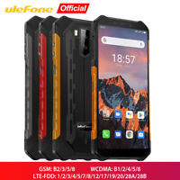 "Unlocked Smartphone 5.5"" OctaCore Dual SIM 3GB 32GB 4G Cell Phone Waterproof NFC"