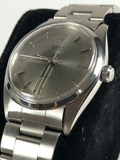 Rolex Oyster Precision 6424 Vintage 1953 Manual Wind Watch no hole