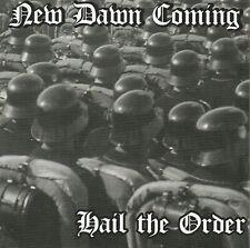 NEW DAWN COMING-CD-Hail The Order
