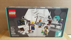 LEGO Ideas Research Institute 21110 Brand New Sealed