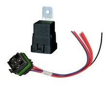Waterproof Relay + Pigtail Kit - Electric Fan, Fuel & Water Pump, Nitrous 40 Amp