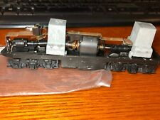 ATHEARN EARLY GEARED NON-FLYWHEEL POWERED DIESEL LOCOMOTIVE CHASSIS - VINTAGE HO