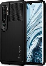 Xiaomi Mi Note 10/ Note 10 Pro Case | Spigen® [Rugged Armor] Matte Black Cover