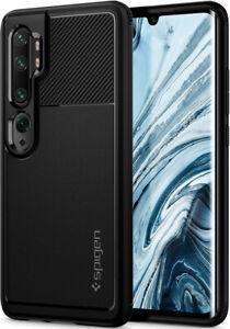 Xiaomi Mi Note 10/ Note 10 Pro Case   Spigen®[Rugged Armor] Matte Black Cover