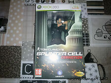 Tom Clancy's Splinter Cell Conviction Ed. Col. PRECINTADO Español XBOX360