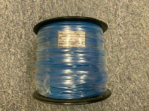 **1000Ft SPC Technology PP1115 Hook Up Wire 22AWG, Blue