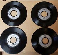 "Gary Glitter 4 Vinyl,7"",45 RPM/Sammlung Single ohne Cover"