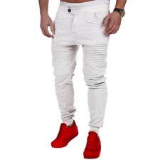 Men Trousers Draps Harem Pants Slacks Casual Jogger Dance Sportwear Sweatpants
