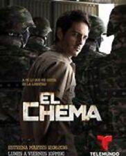 SERIE MEXICANA,EL CHEMA(21 DVD)