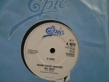 "DR.BEAT "" MIAMI SOUND MACHINE "" UK EPIC 7"""