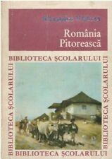 Communist era classic travel book, Romania Pitoreasca by Alexandru Vlahuta 1964