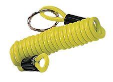 OXFORD Moto. Cable espiral recuerda candado disco OF390