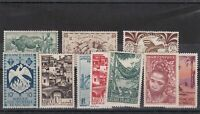 French Colonies Mint Never Hinged Stamps ref R 16503