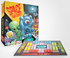 Space Checkers Fun Family Board Game 2-4 Players Age 6+ Approx 20 Mins a Game