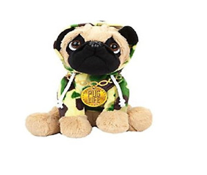 Pug Plush in Cute Dress Up Outfits – Various Sizes – Various Costumes – Collect